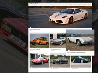 Howard Watts Car listings Page