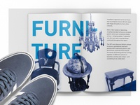 Adidas VIP Book Design - Page details