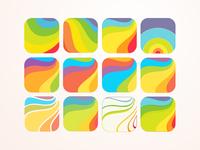 Rainbow Evolution