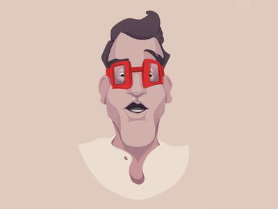 Mr. Rose-Tinted Glasses