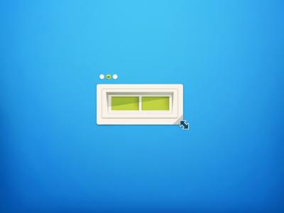 Resize & Minimize Window