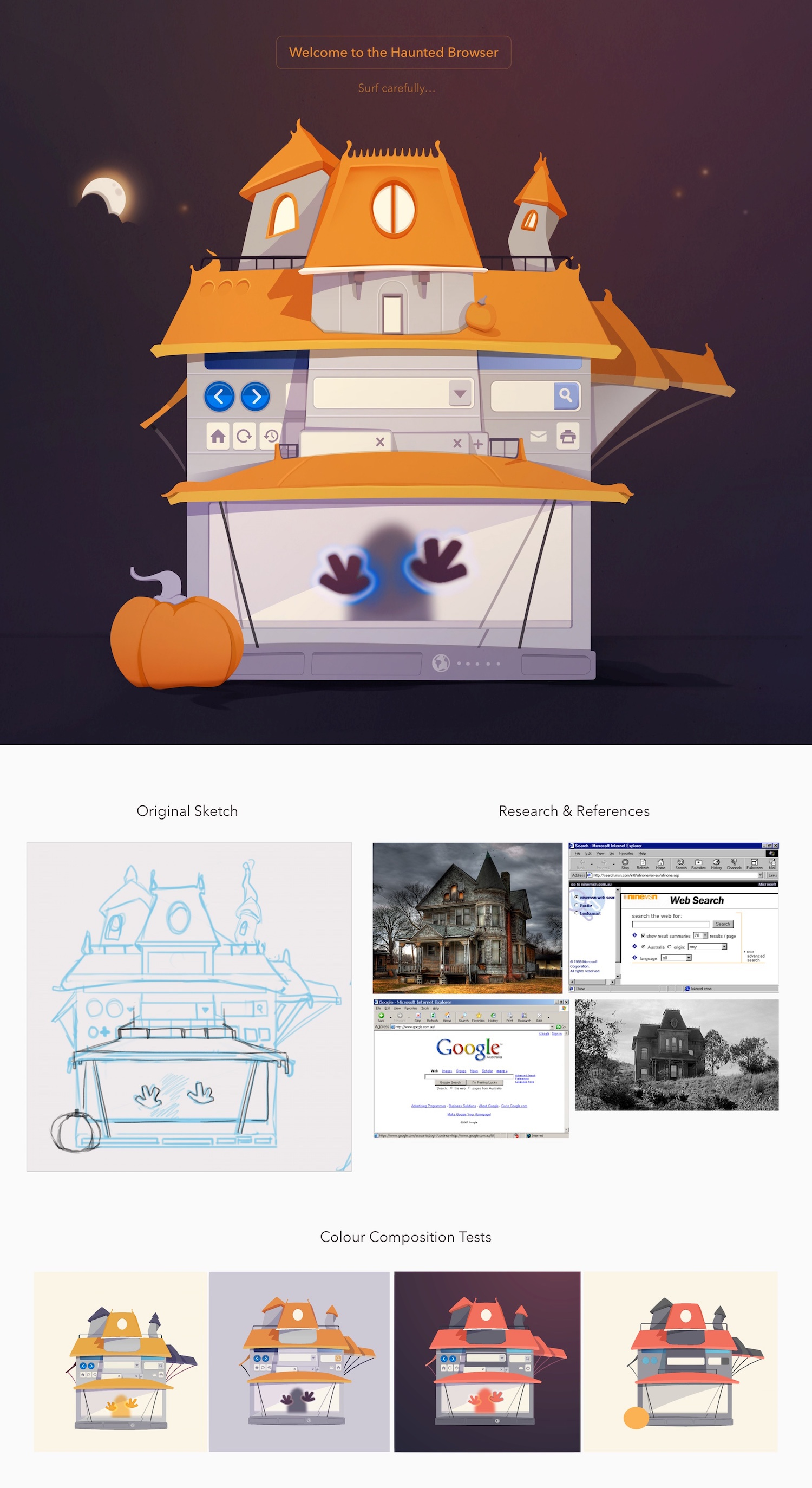 Halloween browser attachment2