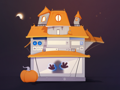 The Internet's Haunted House