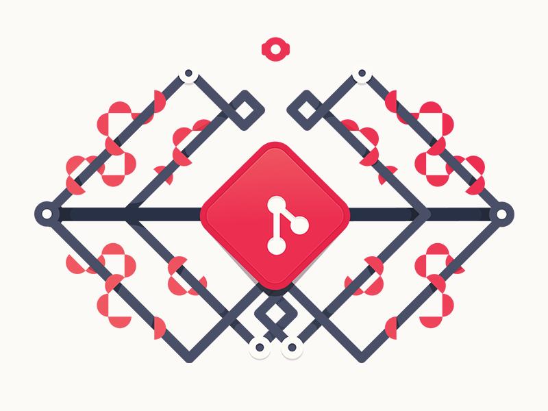 The Art of Git badge strv meetup branch tech development coding promo code developer github git