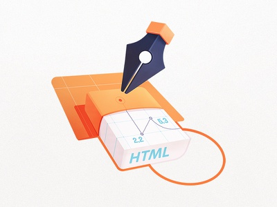 Drawing with HTML5 Canvas web shapes circle badge course education development code pen tool canvas html drawing