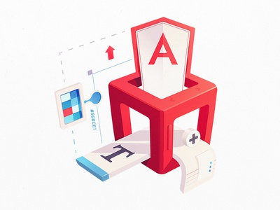 Styling Angular Components