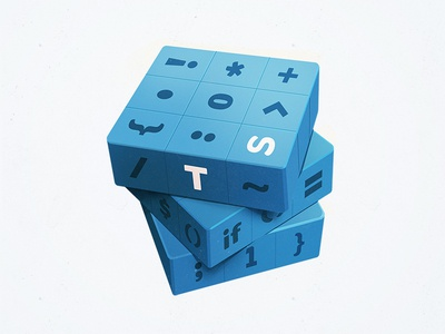 Rubik's Code challenge solve puzzle course education developers programming coding code rubiks cube cube advanced