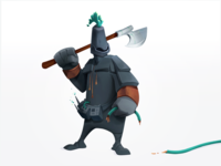 Black Helmet Hacker