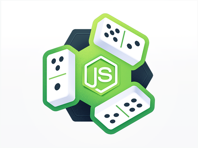 NodeJS Domino Rounds game counting badge course coding code development server client ibm node domino