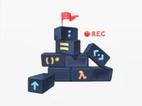 Building Up Code Blocks