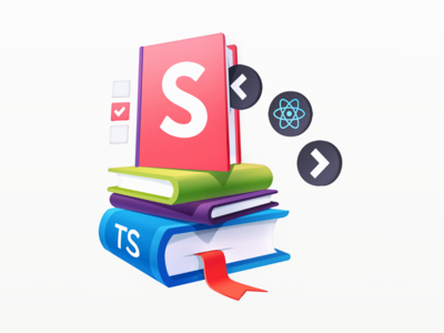 Storybook System Stack javascript education programming development course code coding developers books reading typescript react library system cover pages stack book storybook story