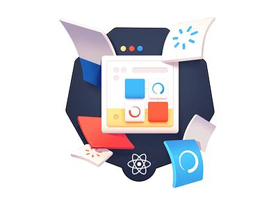 React Suspense development education tech developers programming coding code suspense asynchronous loading data javascript react