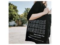 Funsize - Tote Bag