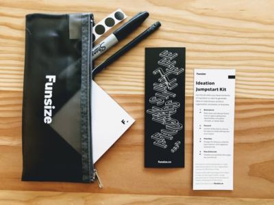 Funsize   Sprint Kit vector branding typography austin fnsz illustration funsize design
