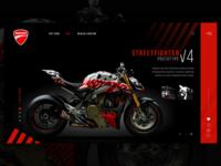 Ducati UI Concept