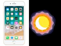 """Daily UI: 05 - App Logo """"Circadian Rhythm"""" Rebound"""