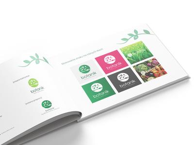 """""""Botanik"""" brandbook"""