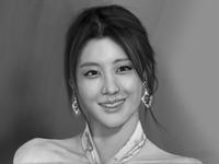 Claudia Kim Portrait - Photoshop Digital Painting