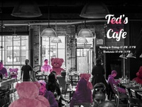 Photoshop Cafe Poster