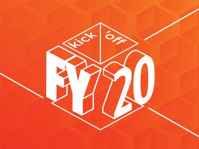 FY'20 Kickoff LOGO