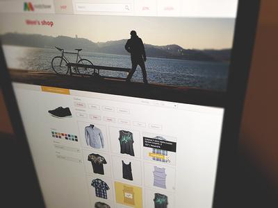 Webapp Shop