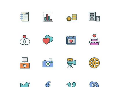 Swifticons - Freebie premium icon freebie set sketch retina outlined free colored