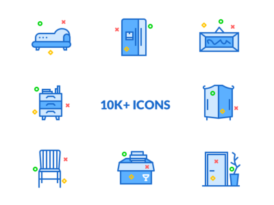 Swifticons 2.5 Jolly Released outline monocolor free color decor blue swifticons premium icons