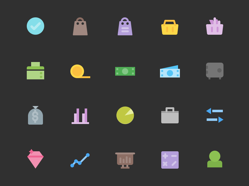 Material Icons Freebie
