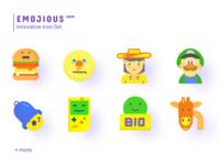 Emojious Icons 1