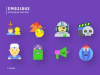 Emojious Icons 2