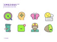 Emojious Icons 3