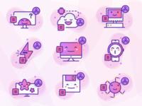 Techy Icons