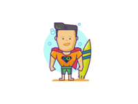 Support Surfer