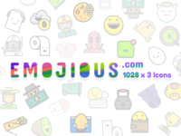 Emojious 1.0 Released