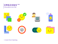 Emojious User Interface