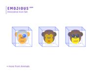 Emojious Animals