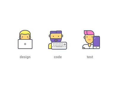 design-code-test beard tester keyboard create design macbook