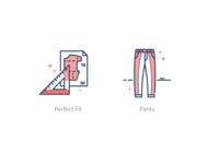 Tailor Icons Set 2