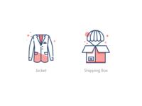 Tailor Icon Set 4