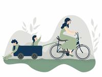 Pegas bike local romanian brand