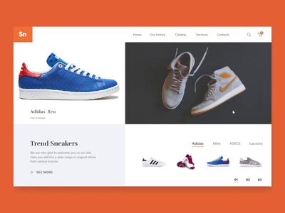 Trend Sneakers