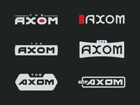 Axom Logo Concepts (HRO)