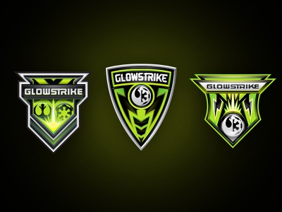 Glowstrike Concepts glow vector strike military badge starwars nerf