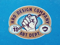 HRO Design Art Dept.