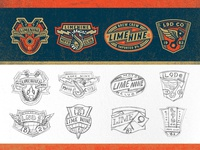 Limenine Badges