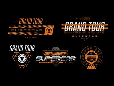 Targa Trophy Grand Tour Supercar Edition