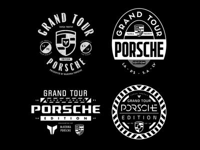 Grand Tour Porsche Edition