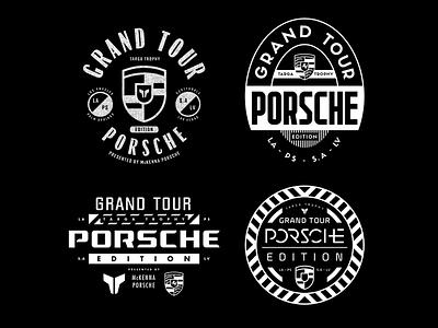 Grand Tour Porsche Edition rally targa trophy porsche sports car cars