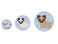 Citypup App Icon Design