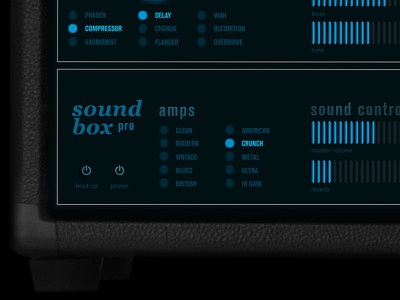Sound Box Pro Amplifier sound amplifier guitar music product